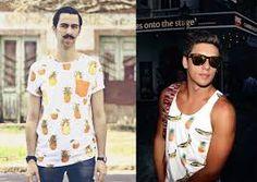 Resultado de imagem para estilo de blusa e camisetas masculina outono inverno 2016