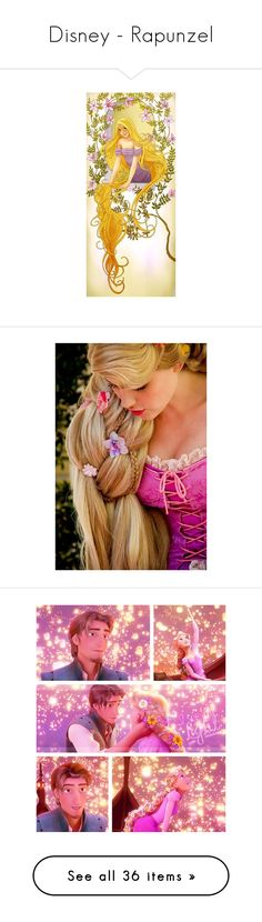 """Disney - Rapunzel"" by mary-bee-736 ❤ liked on Polyvore featuring disney, tops, glitter top, disney tops, sparkly tops, lace top, tangled, pictures, backgrounds and disney pictures"