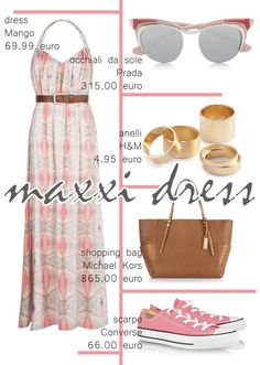 #28 || SS || maXXi dress ‹ Blogging Fashion