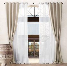 Outdoor-Stoffe, Filtern unsere schiere Vorhänge Sonnenlicht - vorhang