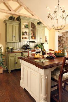 Silna Kitchen traditional kitchen