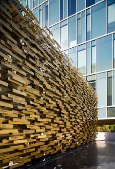 Inspiration for donor wall: LAPD Memorial for Fallen Officers, near LAPD Administration Building, Los Angeles, California. Environmental Graphic Design, Environmental Graphics, Donor Wall, Exhibition Display, Urban Architecture, Wayfinding Signage, Landscape Walls, Global Design, Built Environment