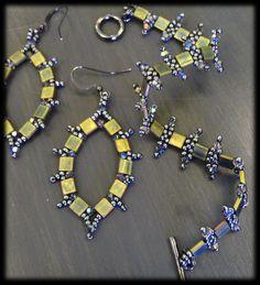 Tila beads I took this class LOVE