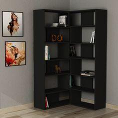 Molly Corner Bookcase
