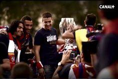 Canal + Liga emitió el viernes 7 de septiembre de 2012 el documental 'Supercampeones de Europa: Soñamos despiertos' del que puedes disfrutar online clicando encima de la imagen. Revive la victoria ante el Chelsea de la Supercopa de Europa 2012 de una forma especial ;)