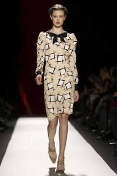 Carolina Herrera Fall Winter Ready To Wear 2013 New York