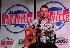 Jordan Rager at Boot Grill for New From Nashville