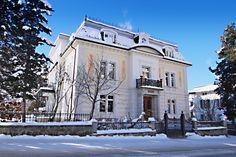 Villa Gredig, Pontresina