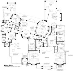 Home Floorplans on 7 bedroom penthouse floor plans