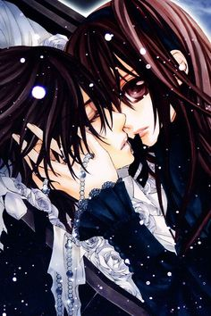 vampire knight love this pic though im team ZERO!!