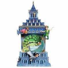 Disney Peter Pan Snowglobe  have it <3
