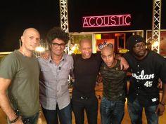 En direct des Studios Guillaume Tell avec #AkhenatonIAM #JeSuisEnVie !!  Bientôt dans #tv5acoustic.