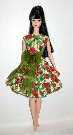 free barbie patterns | barbie free dress patterns « Helen's Doll Saga