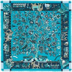 Scarf 90 Hermès | Fantaisies Indiennes