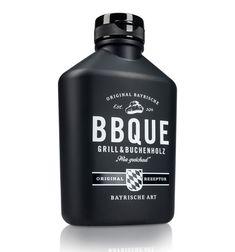 BBQUE Original Bavarian BarbecueSauce | #packaging