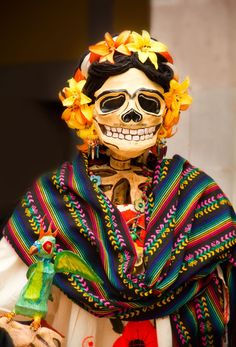 Festival of the Dead | ... skeleton on Day of the Dead in Mexico – World Festival Directory