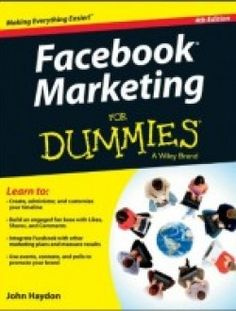 Facebook marketing for dummies 4th edition pdf download gt http