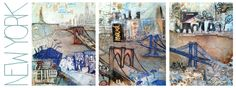 New York, New Yoooork by Angie Brown