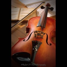 Violin #3 by Robert St-Pierre on 500px