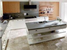 moderne einbaukuechen leder hochschraenke marmor fronten. Black Bedroom Furniture Sets. Home Design Ideas