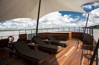 4-Day Amazon River Luxury Cruise from Iquitos on the 'Aria' #amazonriver #iquitos