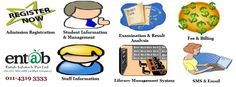 ERP Software For Schools, Web Based School Software, School Administration Systems