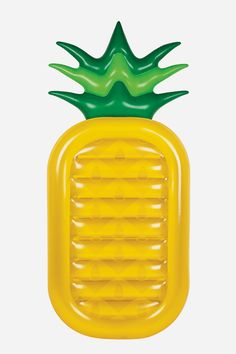 Sunnylife Inflatable Pineapple Raft Lay back and soak up dem rays on this delicious slice of Inflatable Pineapple. Created with durable PVC and including a puncture repair kit (just-in-case) - summer is blowing up! Summer Of Love, Summer Fun, Summer Time, Summer Beach, Summer Ideas, Summer Swag, Beach Bum, Palm Beach, Spring Summer