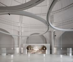 Victoria and Albert Museum Renovation by 6a architects