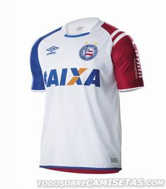 Umbro shirts from EC Bahia 2017-18