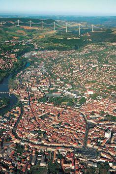 Millau Viaduct Millau, France 1993 - 2004