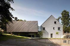 House Eichgraben - easy playing - das beste haus 2013 - nomination - Eichgraben, Austria - 2012 - franz architekten