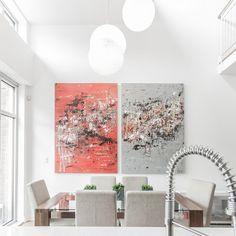 Dorion Project Reveal - Diningroom - Valérie De L'Étoile Interior Design Design