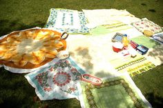 the golden adventures of...: Circus in the sun/ Picnic!