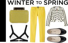 """""""winter to spring set5"""" by eldianna ❤ liked on Polyvore"""