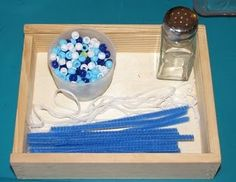 winter color beading - Re-pinned by @PediaStaff – Please Visit http://ht.ly/63sNt for all our pediatric therapy pins