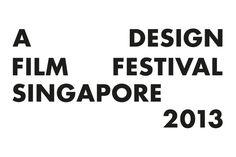 A Design Film Festival Singapore 2013 Logo Branding, Branding Design, Logo Design, Graphic Design, Logos, Visual Identity, Film Festival, Singapore, Typography