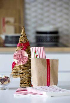 Helpot koristeet joulukattaukseen | Kotivinkki
