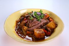 the chew | Recipe | Michael Symon's Braised Pot Roast