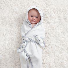 twinkle baby bath wrap | aden + anais