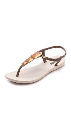 7c475f4f640212 Ipanema Maya Studded Rubber Sandals Rubber Sandals