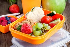 Time Saving Tips for Packing Healthy Lunches