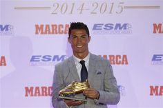 Ronaldo e a quarta Bota de Ouro
