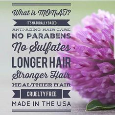 Monat's Systems - Anti-aging Hair Care - FDA Approved - Don't live with thinning or balding, get Monat - Kid Friendly and Safe - Safer than any other Shampoo - Toxin Free - Chemical Free - Love Your Locks - Oh My Stars Monat