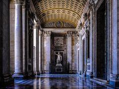 Rom, Basilika San Giovanni in Laterano, Porticus | Flickr - Photo Sharing!