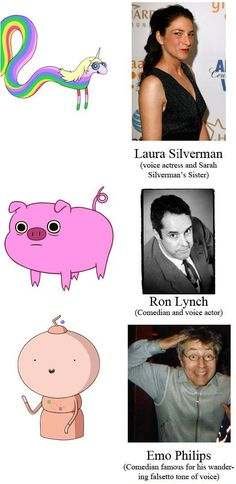 "Actors You Might Not Have Known Did Voices On ""Adventure Time"""