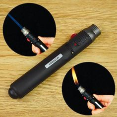 RETAIL: $35.99 TODAY: $17.95 Survival lighter Ideal for daily use and outdoor activities such as camping, fishing, hunting, and so on. This Jet Flame works as a lighter, flame, or actual torch for light soldering and welding. You can also light a butane using this! Get this now to add on your collection. Specifications: Color: Black Design: Pen Dimension: 165 x 25 x 20mm (L x W x H) Pressure inside : 0.35土0.05 MPA Continuous burning time: No more than 8 minutes. We ship with a USPS…