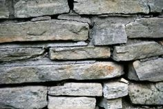 How to Make Stone Walls Out of Styrofoam | eHow.com