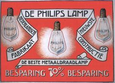 Philips Vintage Advertising Posters, Vintage Advertisements, Vintage Ads, Vintage Posters, Eindhoven, Old Commercials, Nostalgia, Poster Ads, Retro Ads
