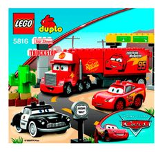 LEGO DUPLO Cars TM - Bouwinstructies - LEGO.com