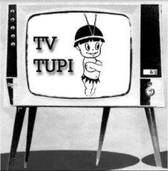 tv tupi - canal 6 - rio de janeiro - 12 DE JANEIRO DE 1951 entrou no ar a TV…